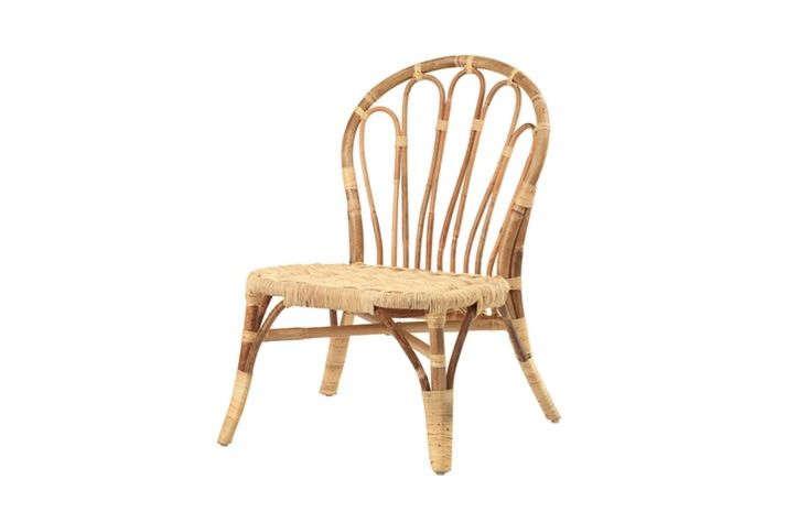 Ikea Jassa easy chair woven