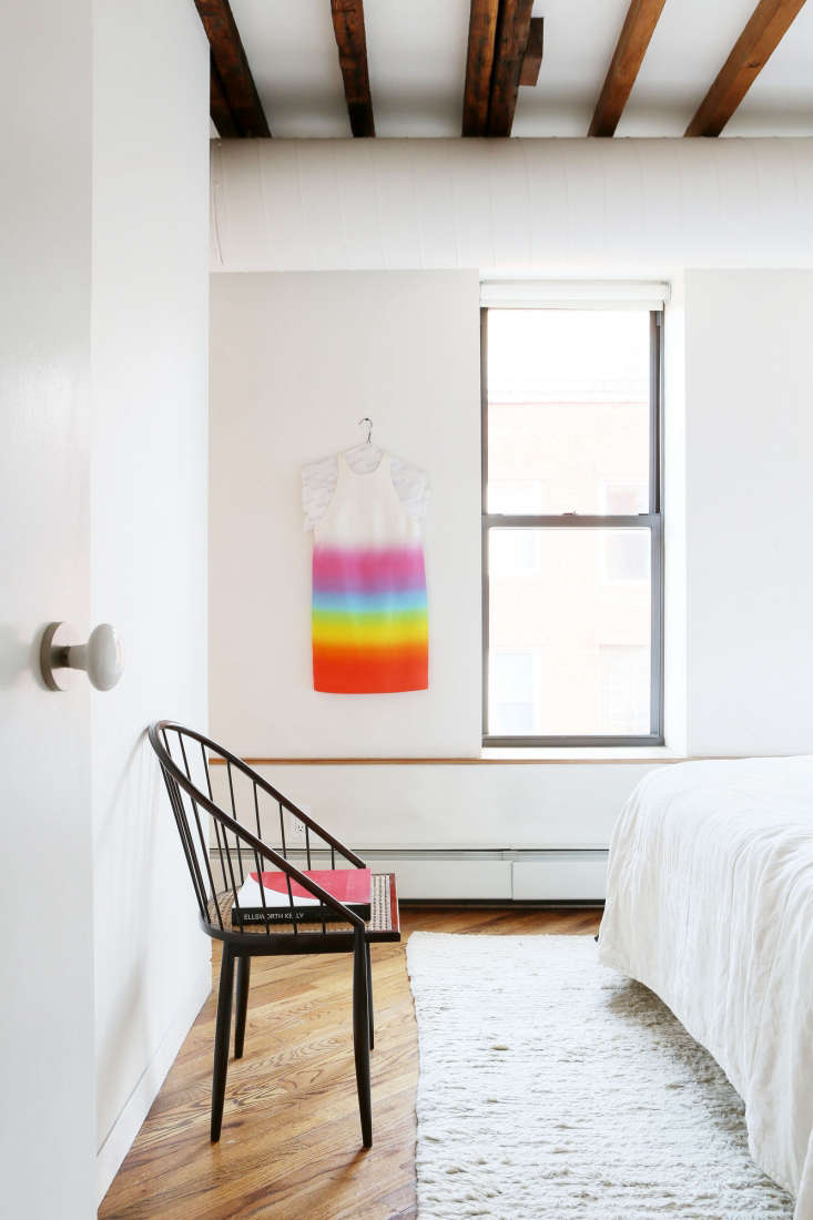 Daphne Javitch Bedroom from Rip and Tan, Photo by Sarah Elliott