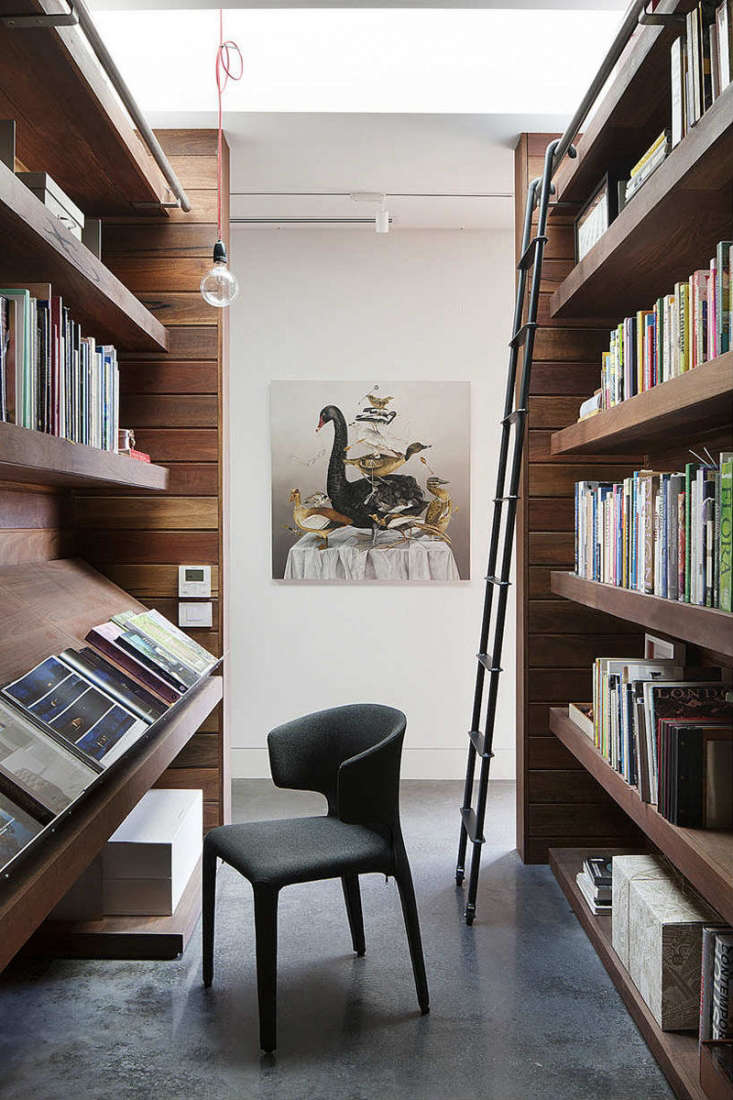 Rachoff Vella Architects Reading Room, Photo by Shannon McGrath