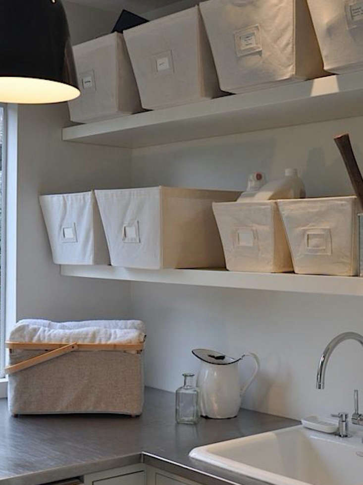 Allison Mill Valley Laundry Room Detail
