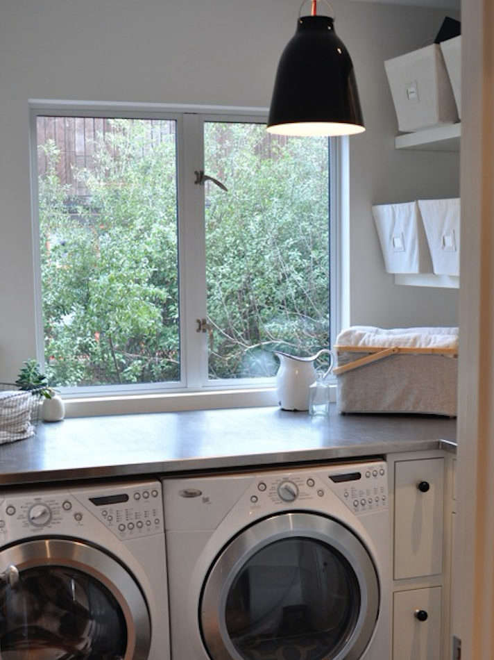 Allison Mill Valley Laundry Room