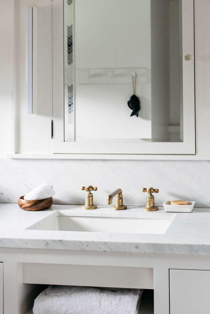 Roberto Sosa Beach House Bathroom Vanity