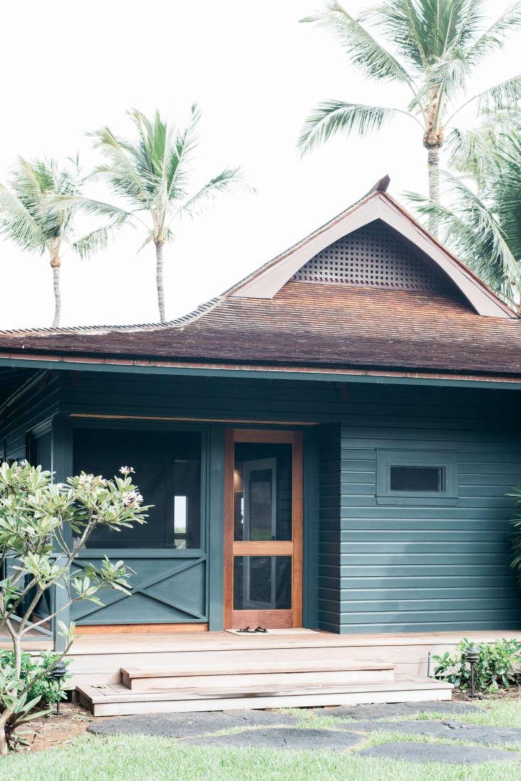 Roberto Sosa Hawaii Beach House Exterior