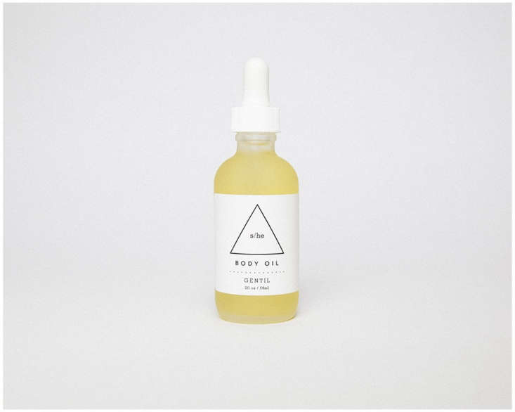 Gentil Body Oil from s/he