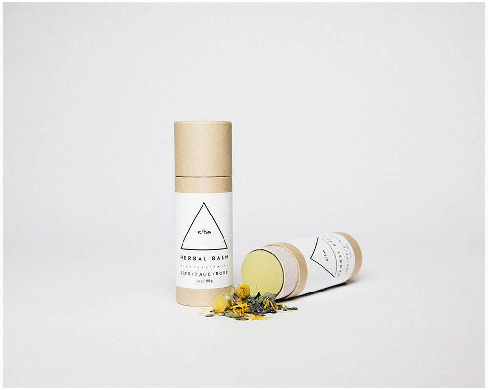 Herbal Skin Balm from s/he