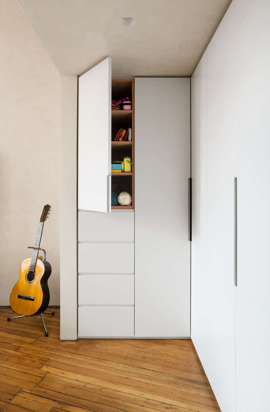 Archive Dive: Our 10 Favorite Built-in Storage Cabinets
