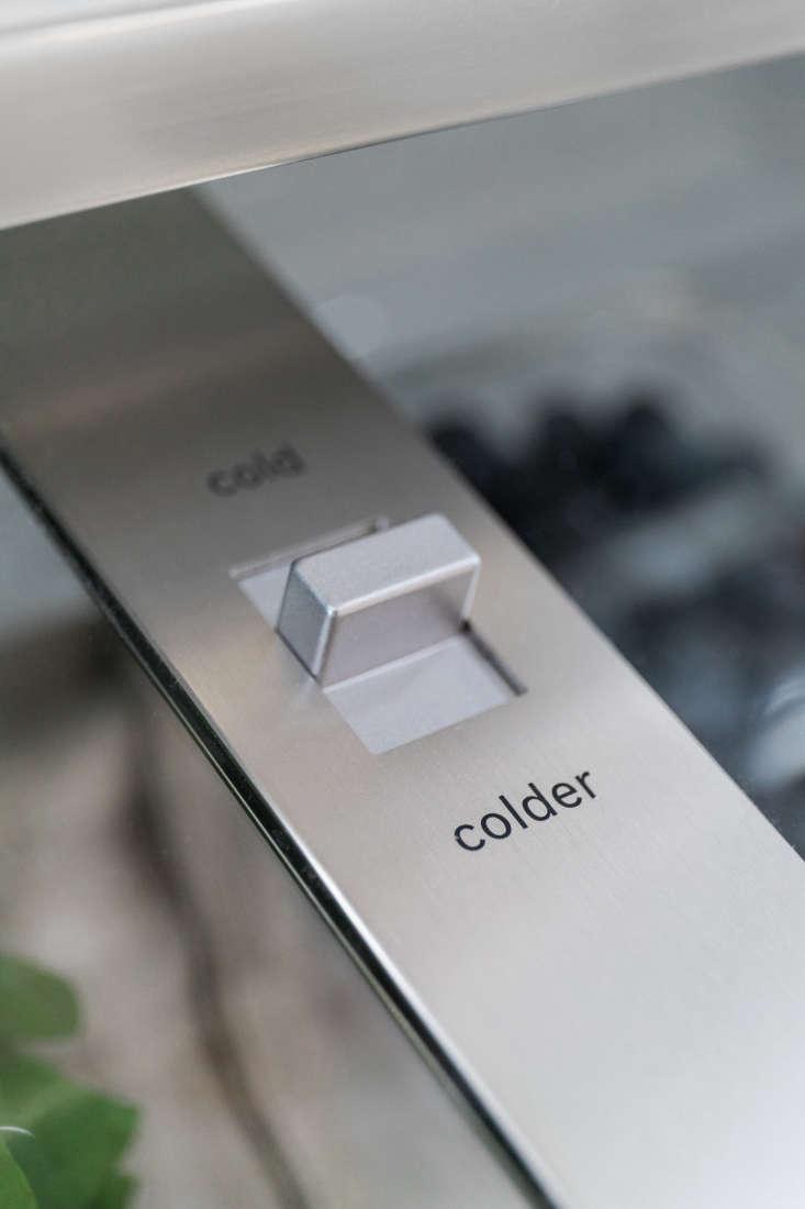 organized eco friendly refrigerator bosch temperature adjustment
