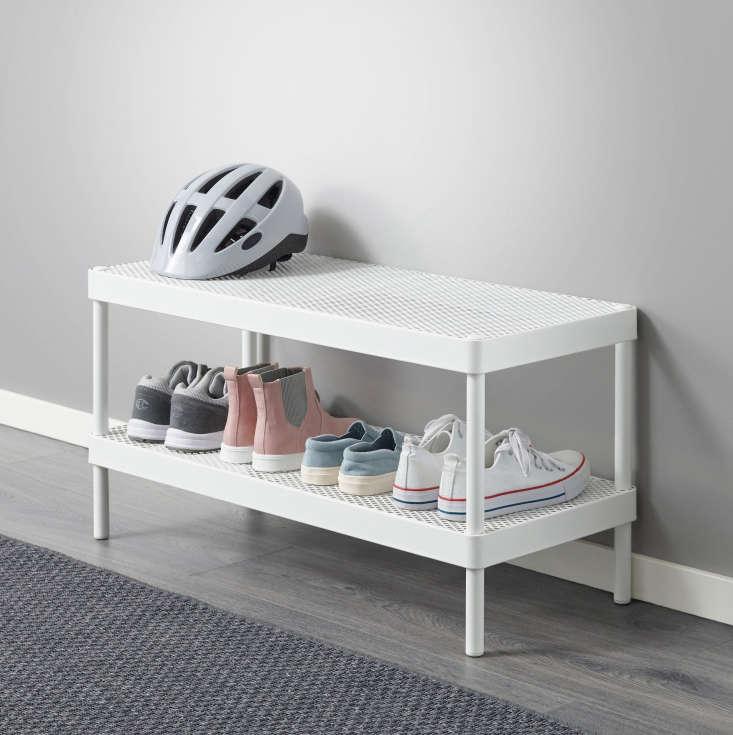 Ikea Mackapar Shoe Rack Single