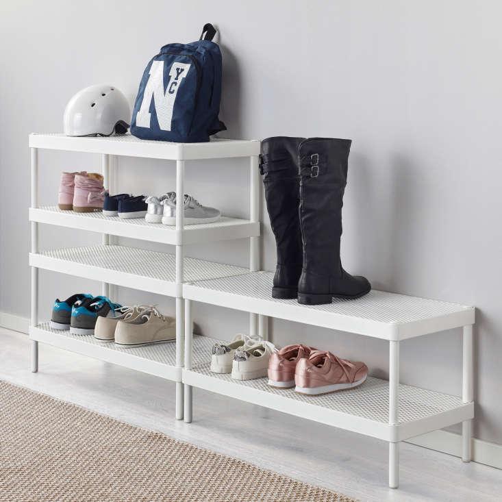 Ikea Mackapar Shoe Rack Stacked