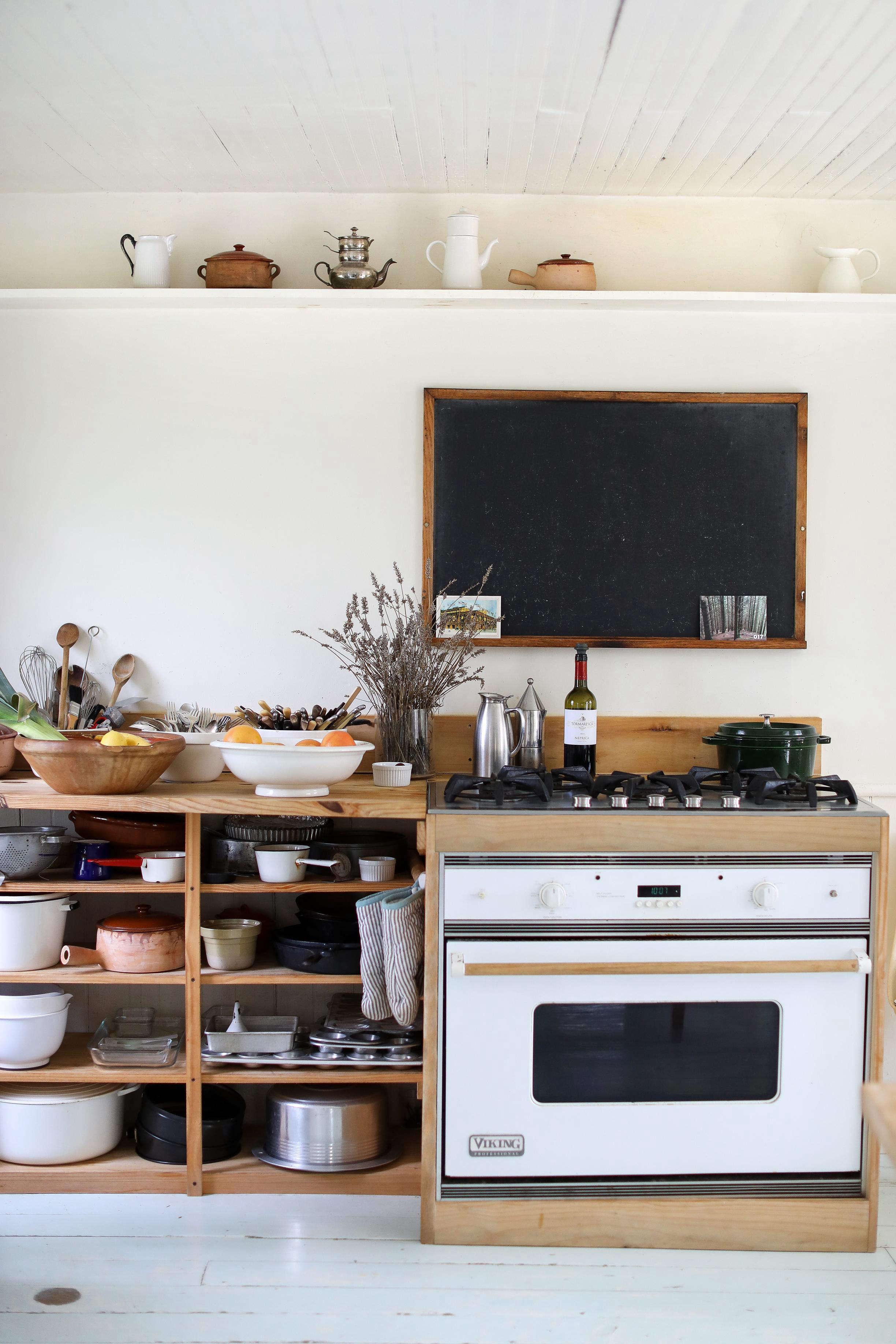 Deborah Ehrlich Kitchen Range (Edited) by Justine Hand
