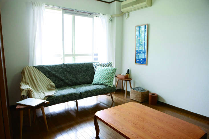 Goodbye Things Minimalism Book Living Room