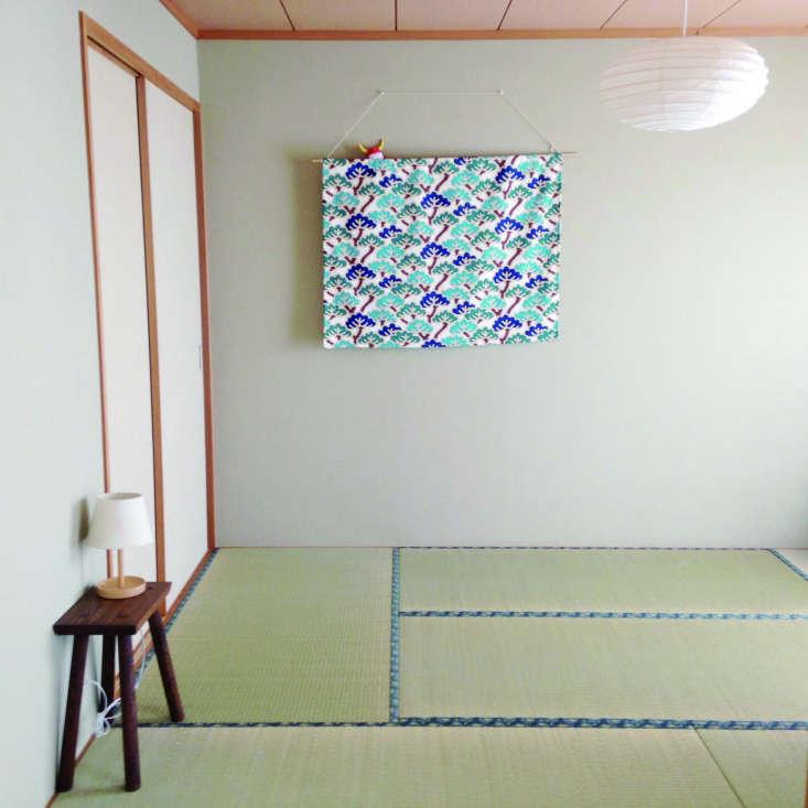 Goodbye Things Minimalism Book Room with Tatami Mats