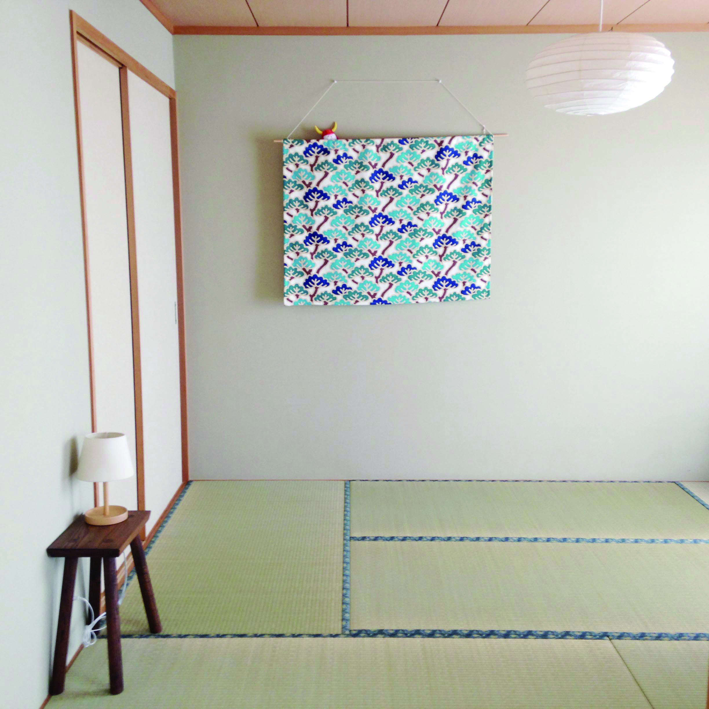 Goodbye Things Minimalism Book Room with Tatami Mats