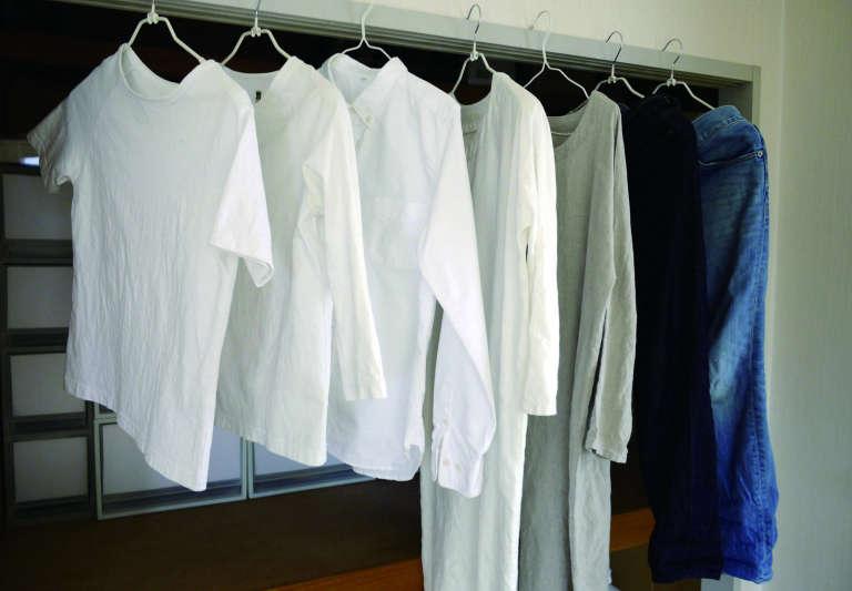 Goodbye Things Minimalism Book Wardrobe