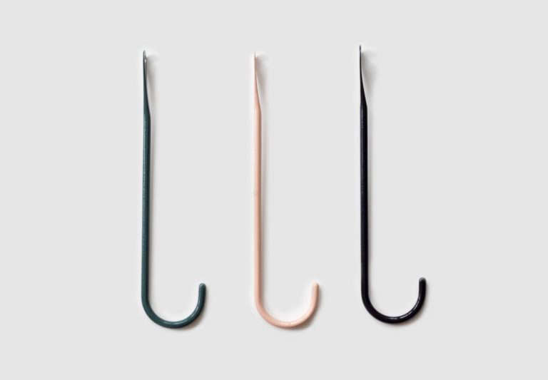 Ma.Zo Bite Hooks Lacquered Steel
