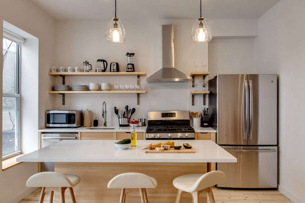 Common Co-Living Lincoln Kitchen