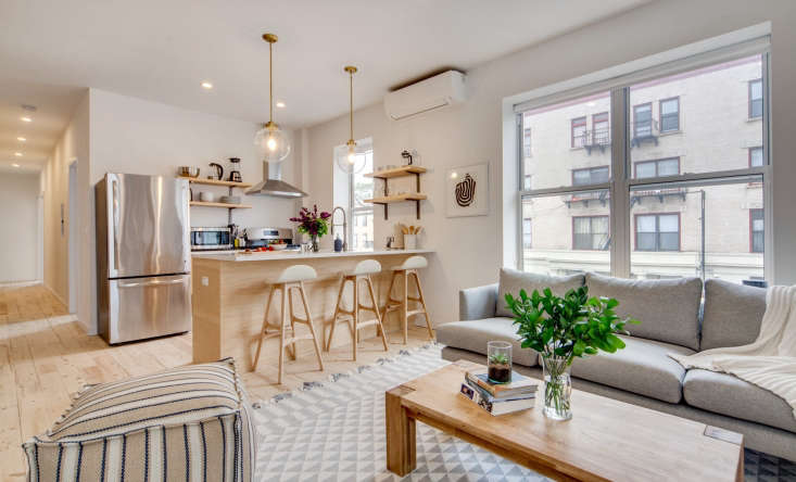 Common Co-Living Living Area Kitchen
