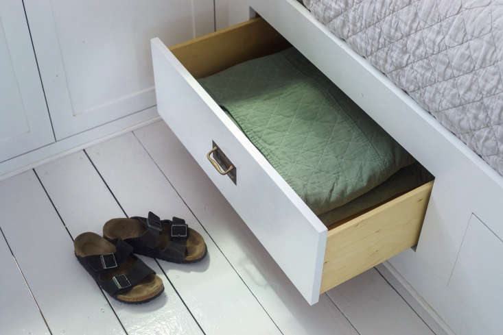 Falmouth Beach Cottage Drawer Detail