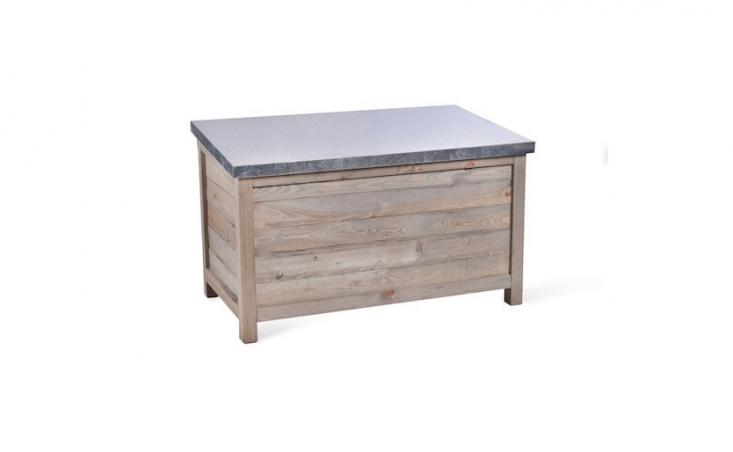 outdoor storage bench Garden Trading