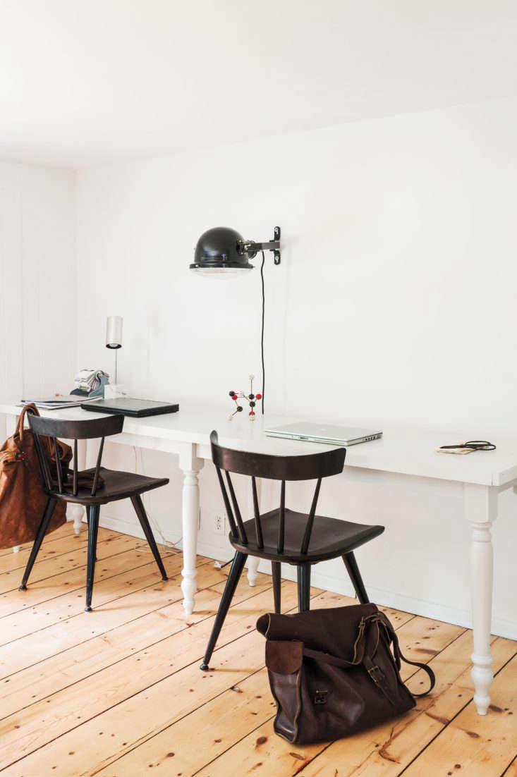 Workstead Partner's Desk in Gallatin, New York