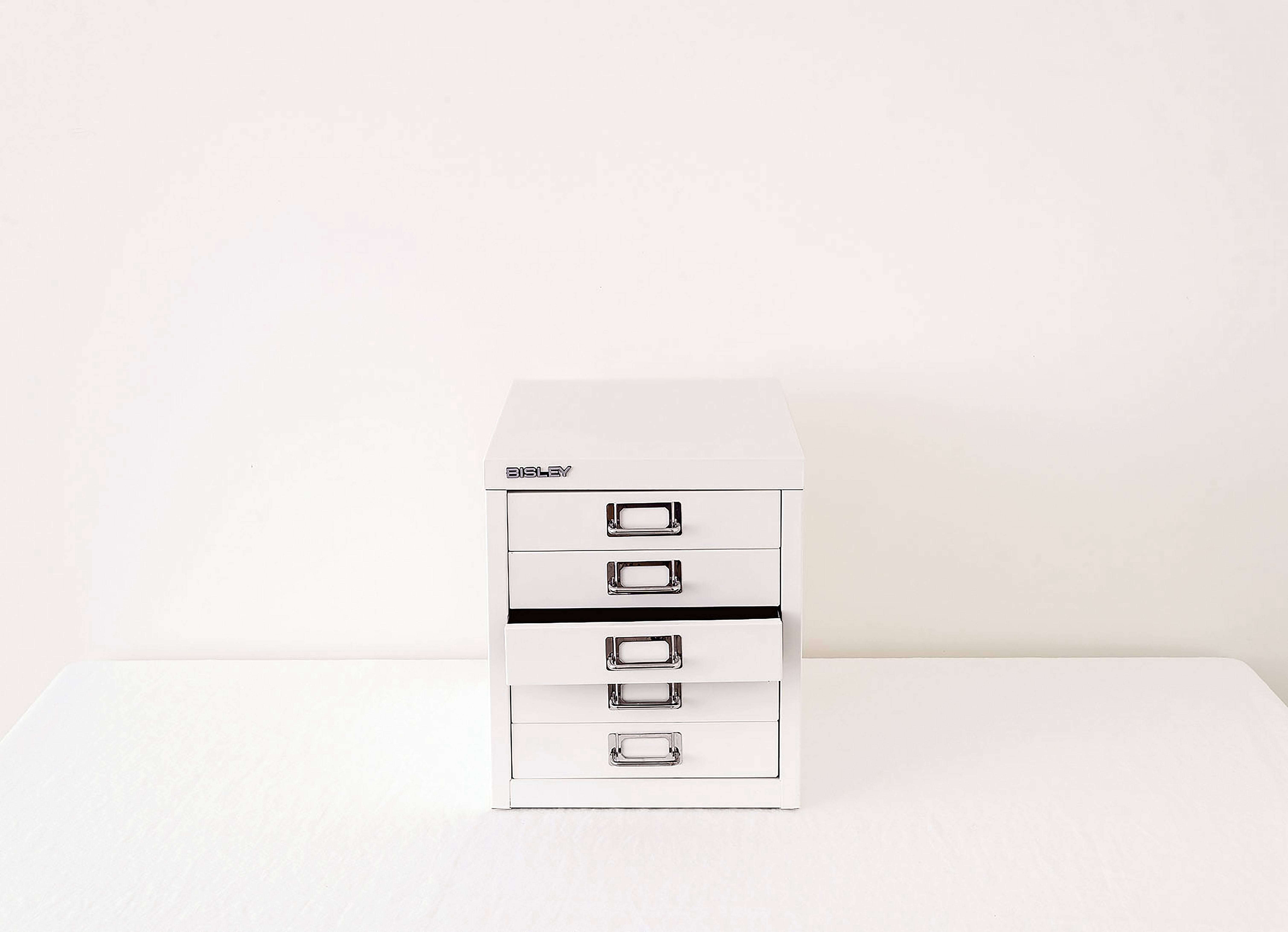 Bisley Five-Drawer Cabinet as part of the Remodelista Storage 75 Series