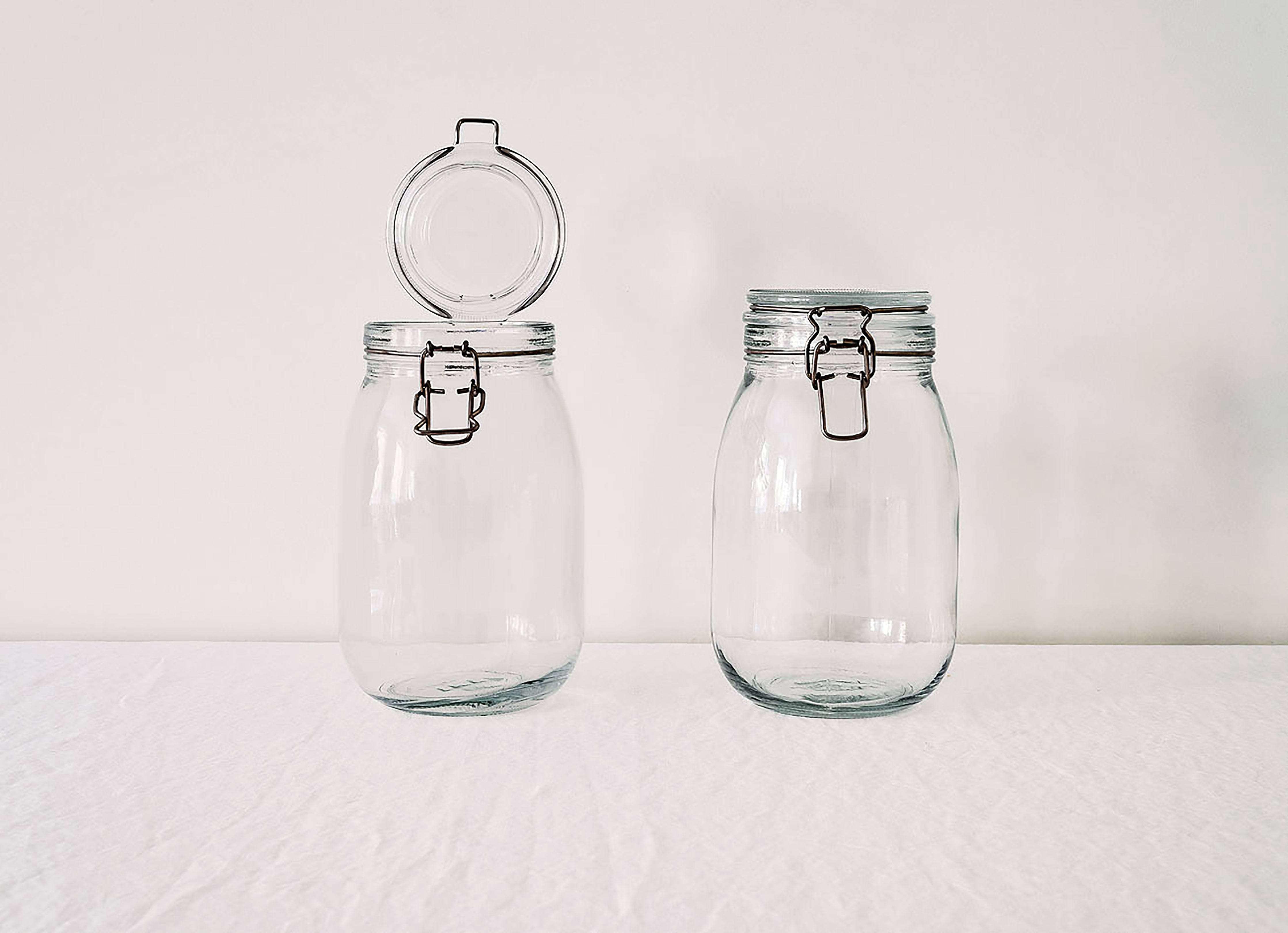 Ikea Korken Jars