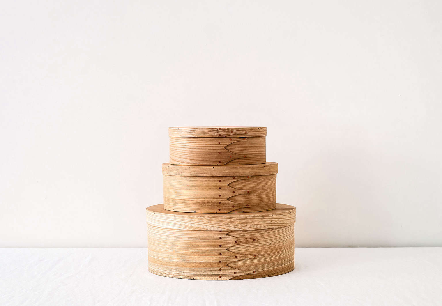 Shaker Nesting Boxes as part of the Remodelista Storage 75 Series