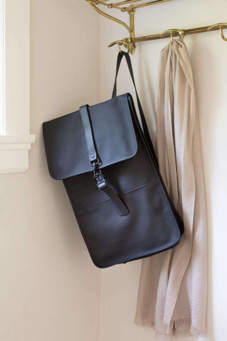 emergency kit backpack by Mimi Giboin