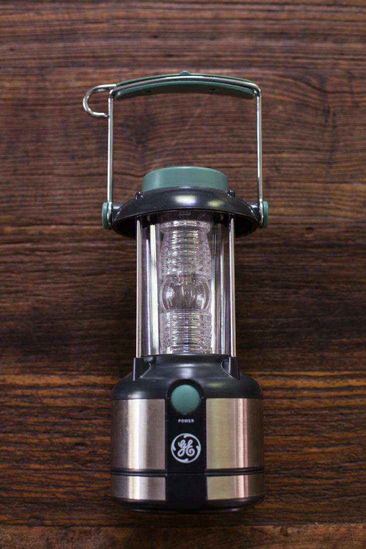 emergency kit lantern by Mimi Giboin
