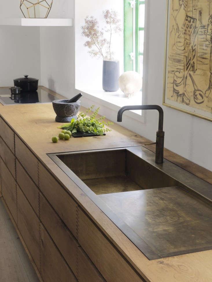 Rene Redzepi Kitchen Sink, Photo Courtesy of Garde Hvalsoe