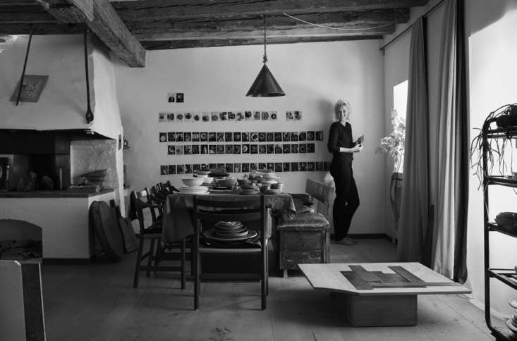 Nadine Redzepi in her Dining Room, Photo by Ditte Isager