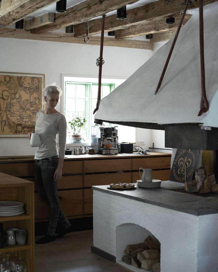 Nadine Redzepi in her Kitchen, Photo by Ditte Isager