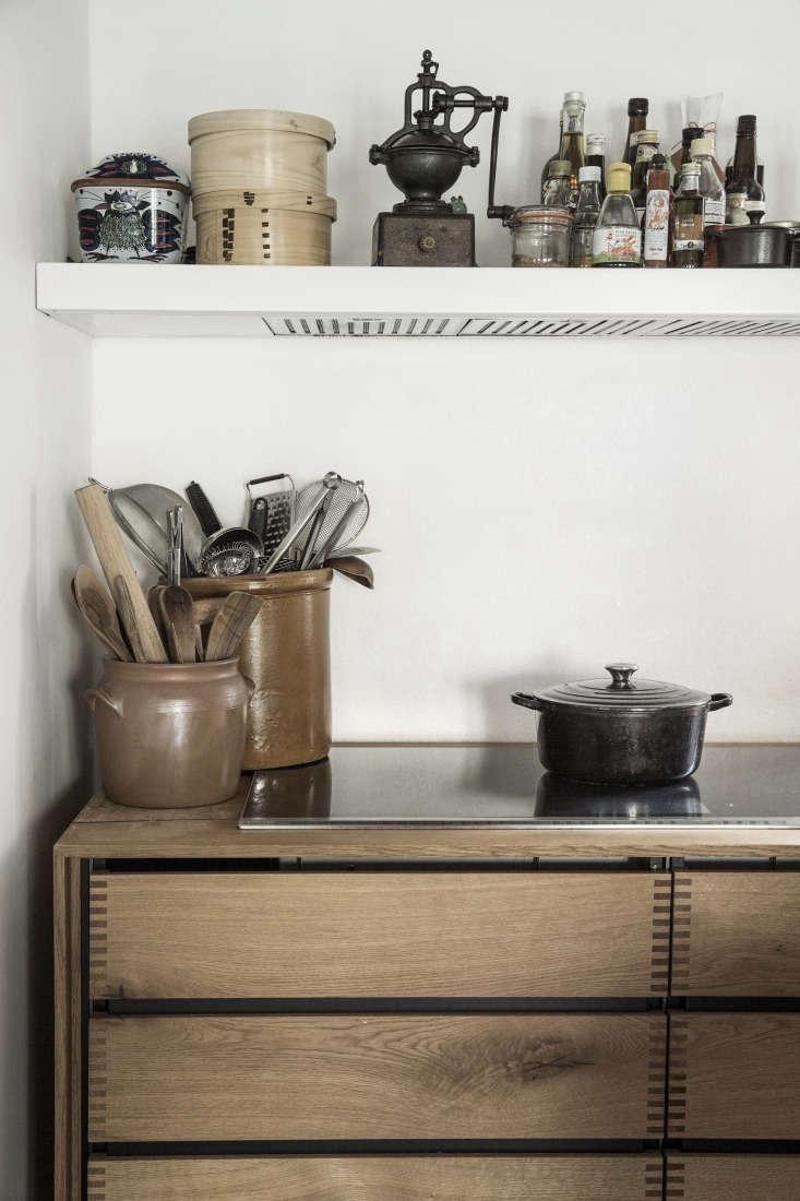 Rene and Nadine Redzepi Kitchen Stove in Copenhagen, Photo Courtesy of Dinesen