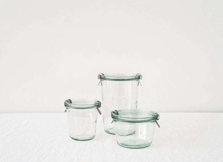 Weck Mold Jars from The Organized Home