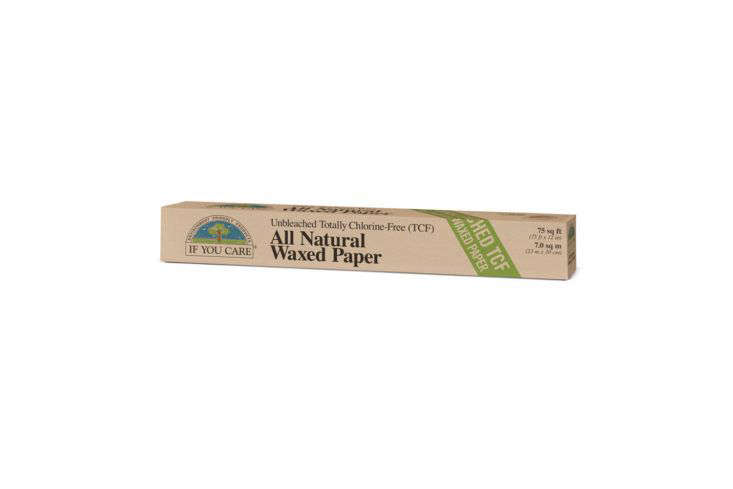 If You Care All Natural Waxed Paper