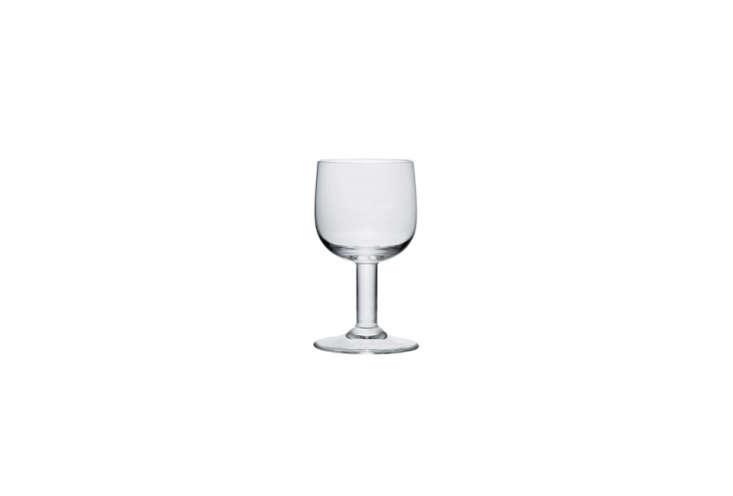 Jasper Morrison Alessi Wine Glasses
