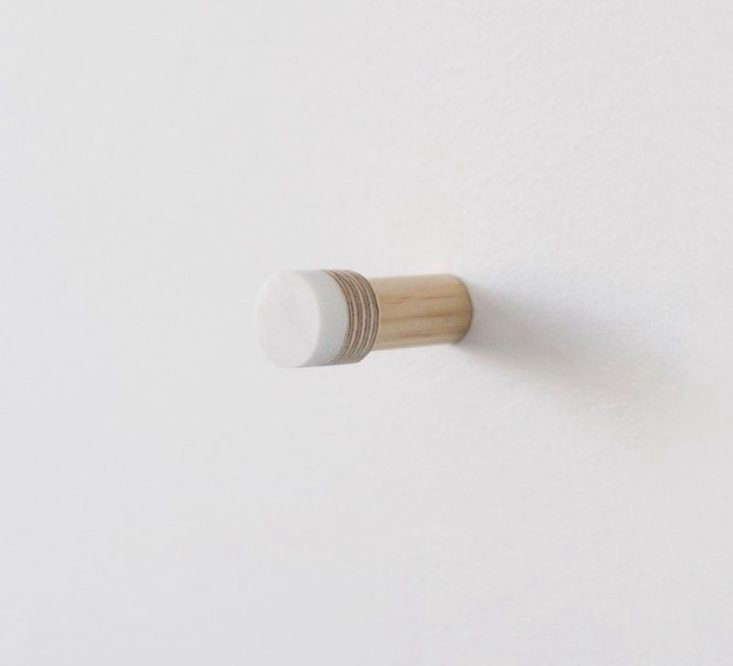 Marble Peg Wall Hook by the Wall Collective