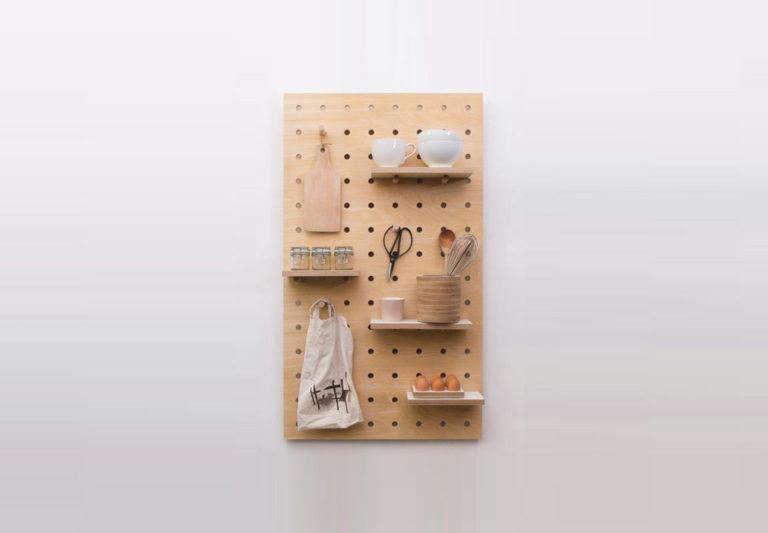 Peg-It-All Pegboard from Kreis Design
