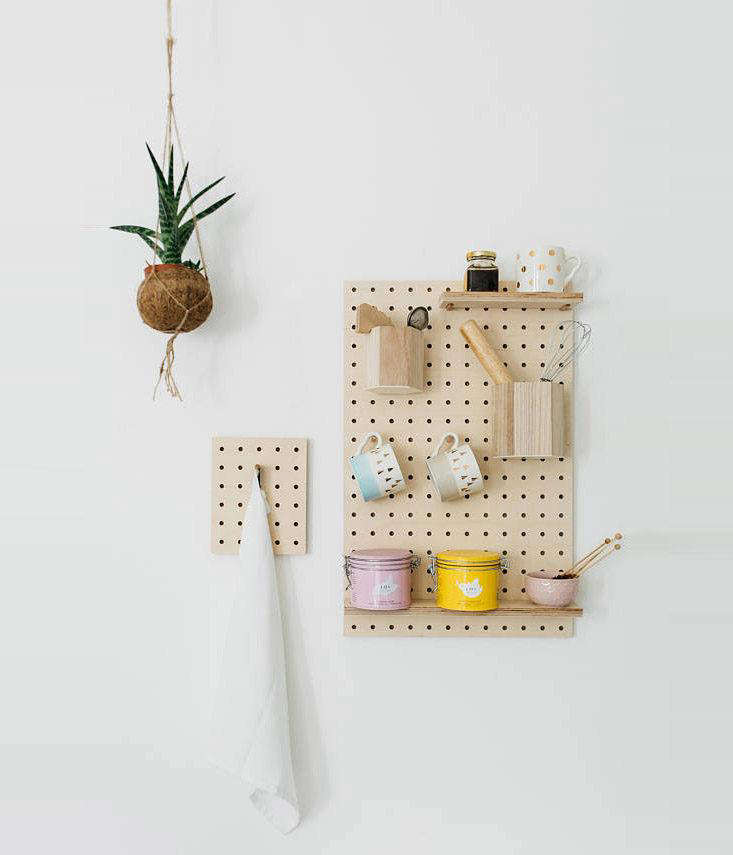 Rectangle Pegboard from Little Anana via Etsy