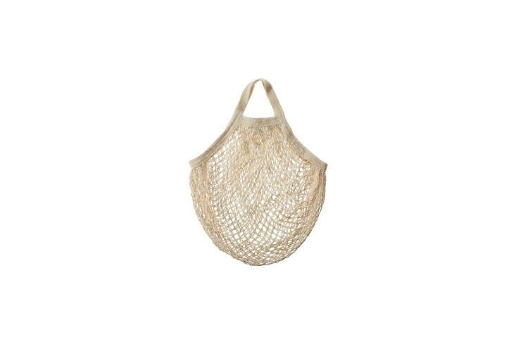 French Net Bag Natural Cotton