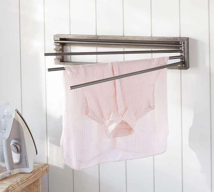 Lombard Laundry Drying Rack at PB Apartment