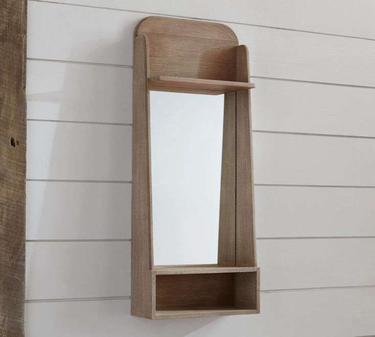 Mission Modular System Collection Entry Mirror at PB Apartment