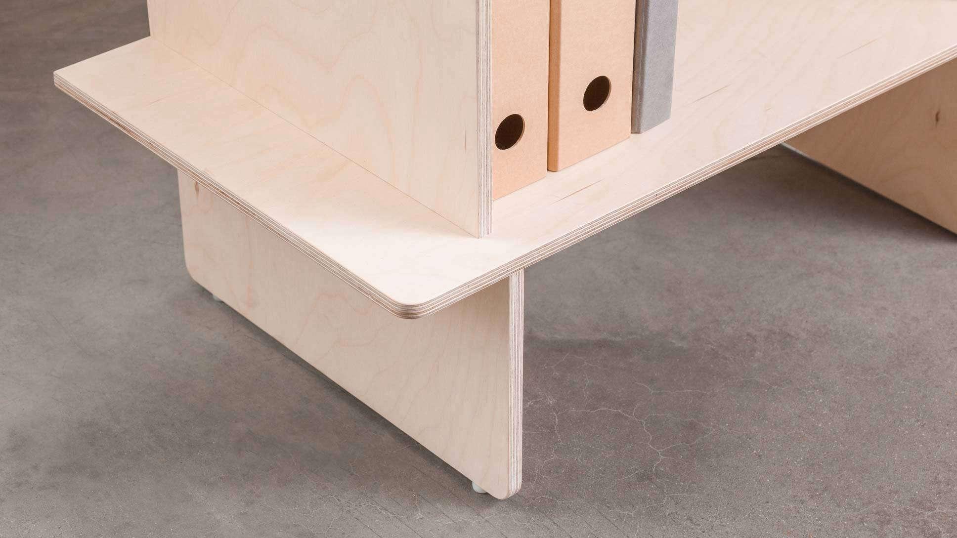 Linnea Shelf from OpenDesk