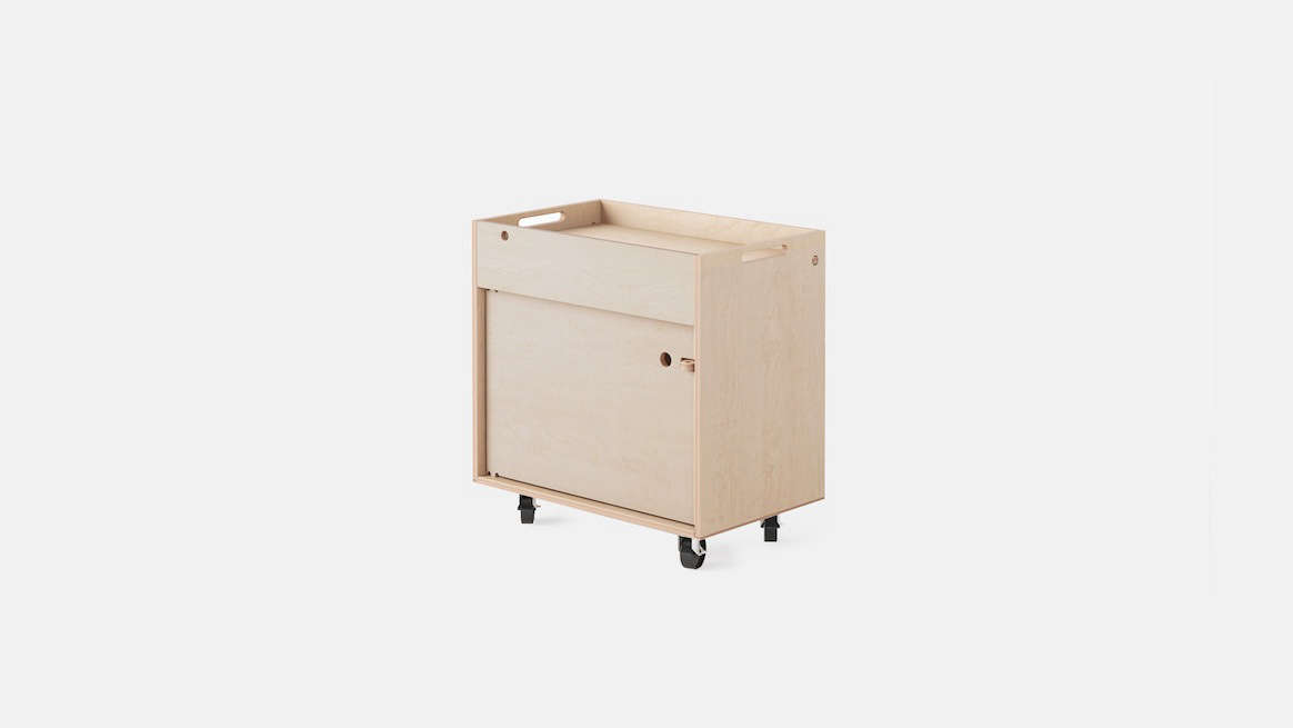 Pedestal from OpenDesk