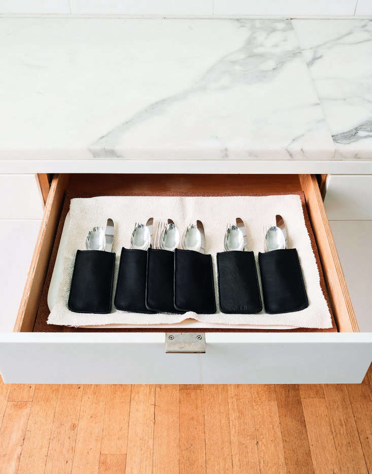 Utensils Cases from Organized Home Book, by Matthew Williams