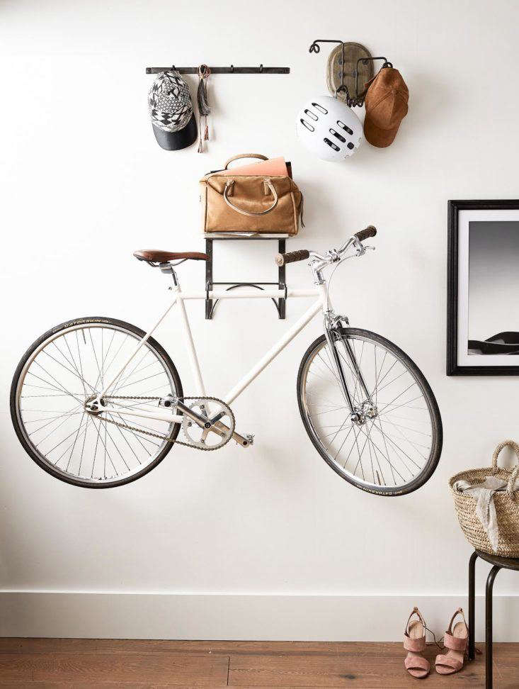 Wall Mounted Bike Rack for PB Apartment
