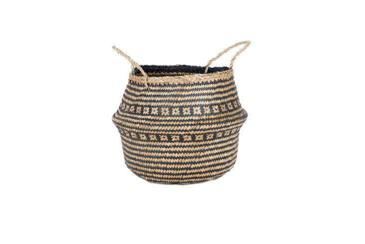 Connected Goods Woven Weave Rice Belly Basket