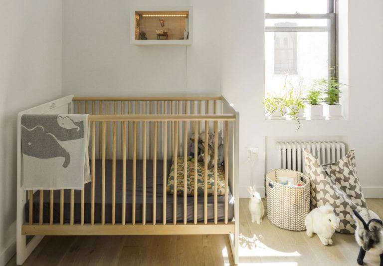 David Friedlander and Jacqueline Schmidt Nursery by Matthew Williams