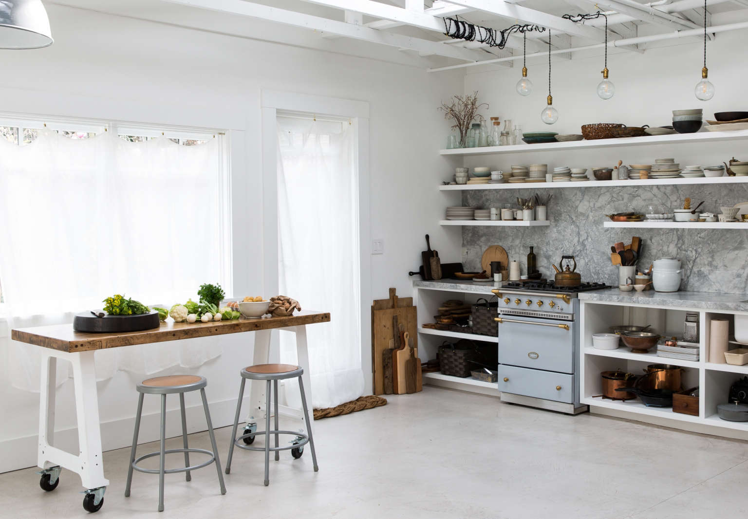9 Unexpected Storage Hacks From A Food Photographer S Kitchen The Organized Home