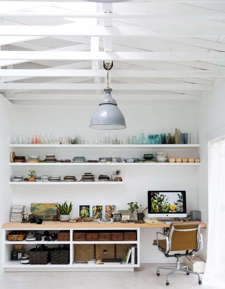 Office in Erin Scott Photo Studio